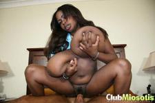 Megatitten schwarze Schwarze Frau